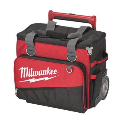 Milwaukee 48-22-8221 Jobsite Rolling Bag Closed