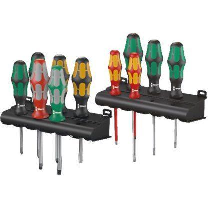 Wera 3471060 Kraftform XXL 3 11pc Screwdriver Set