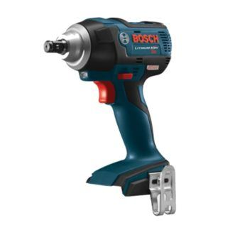 "Bosch IWMH182B 18V EC Brushless 1/2"" Impact Wrench with Ball Detent"