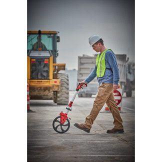 Milwaukee 48-22-5012 Measuring Wheel In Use 4