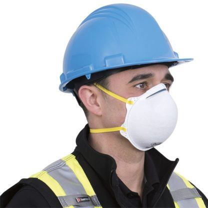 Pioneer 350P N95 Cone Shaped Face Mask