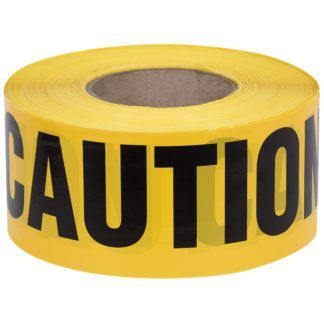 Pioneer 387 Caution Tape