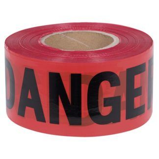 Pioneer 388 Danger Tape