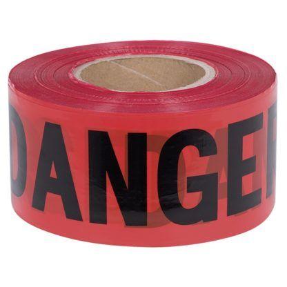 Pioneer 389 Danger Tape