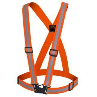 Pioneer 5496 Hi-Viz Safety Sash