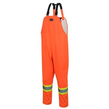 Pioneer 5627 300D Oxford Polyester Bib Pant with PU Coating