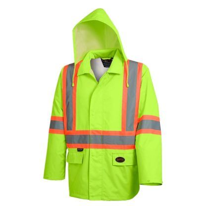 Pioneer 5628 300D Oxford Polyester Jacket with PU Coating