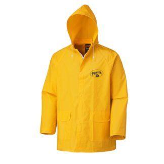 Pioneer 578J Flame Resistant PVC Rain Jacket