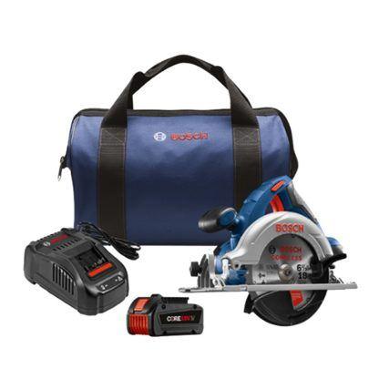 """Bosch CCS180-B14 18V 6-1/2"""" Circular Saw Kit"""