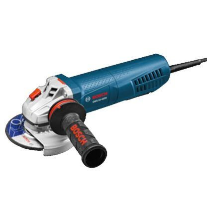"Bosch GWS10-45PD 4-1/2"" Angle Grinder with No Lock-On Paddle Switch"