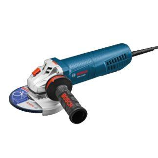 "Bosch GWS13-50PD 5"" Angle Grinder with No Lock-On Paddle Switch"