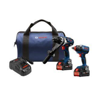 Bosch GXL18V-225B24 18V 2-Tool Combo Kit
