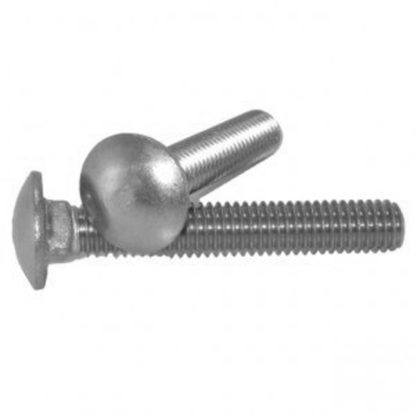 Carriage Bolt Zinc