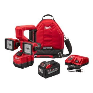 Milwaukee 2122-21HD M18 Utility Bucket Light Kit
