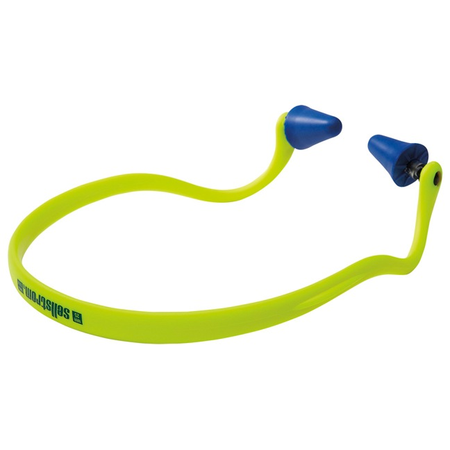 Sellstrom S23430 Premium Banded Ear Plugs - 1 Pair