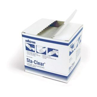 Sellstrom S23480 Water Activated Lens Cleaning Tissue Box
