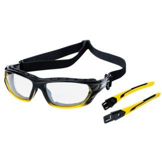 Sellstrom S70002 XPS530 Sealed Safety Glasses