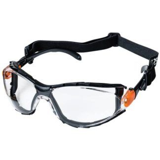 Sellstrom S71910 XPS502 Sealed Safety Glasses