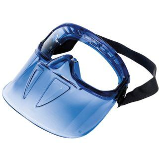 Sellstrom S80300 GPS300 Series Premium Safety Goggle with Detachable Face Shield
