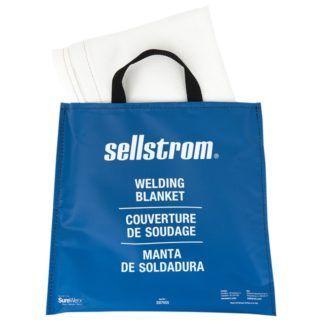 Sellstrom S97455 100% Fibreglass High-Temp Blanket