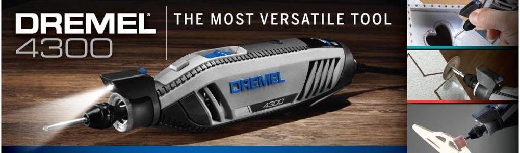 Dremel 4300 rotary tool