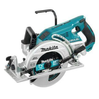 "Makita DRS780Z 7-1/4"" Brushless Rear Handle Circular Saw"