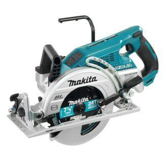 "Makita DRS780Z 7-1/4"" Brushless Rear Handle Circular Saw"
