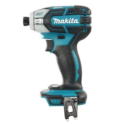 "Makita DTS141Z 18V 1/4"" Oil-Impulse Brushless Impact Driver"