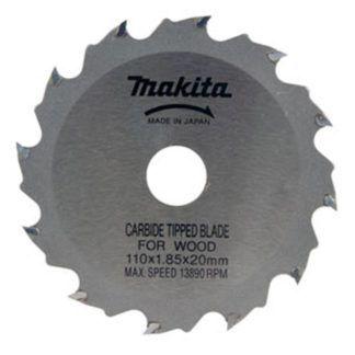 "Makita 721107-6A 4-3/8"" 24CT Circular Saw Blade"