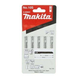 Makita A-85824 Wood Jigsaw Blades 5-Pack
