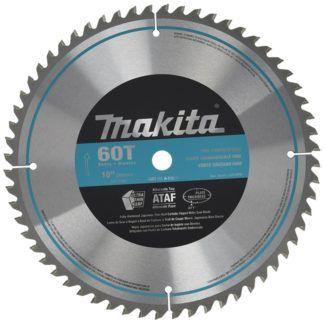 "Makita A-93675 10"" 60T Micro Polished Mitre Saw Blade"
