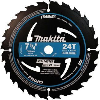 "Makita A-94530-10 7-1/4"" 24T Ultra-Coated Framing Blade 10-Pack"