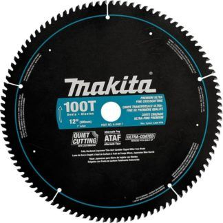 "Makita A-94817 12"" 100T Ultra-Coated Mitre Saw Blade"