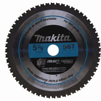 "Makita A-95794 5-3/8"" 56T Carbide Cutting Blade"