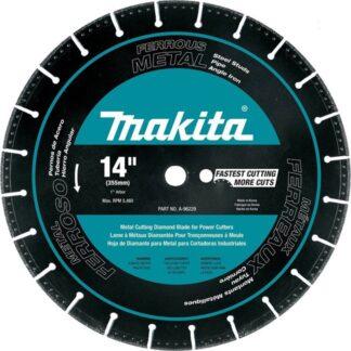"""Makita A-96229 14"""" Diamond Blade with Segmented Metal Cutting"""
