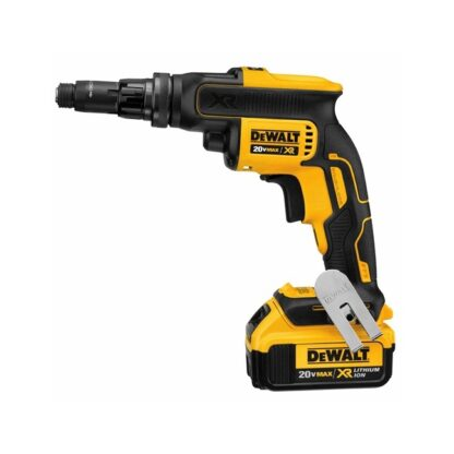 DeWalt DCF622M2 20V Max XR Versa-Clutch Adjustable Torque Screwgun Kit