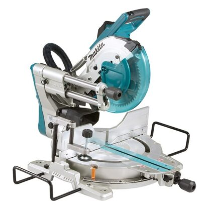 """Makita LS1019L 10"""" Sliding Compound Mitre Saw With Laser"""