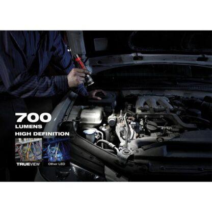 Milwaukee 2110-21 700-Lumen Rechargeable LED Flashlight 5