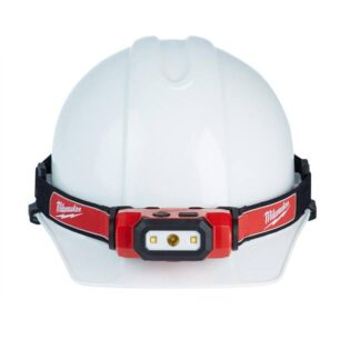Milwaukee 2111-21 475-Lumen Rechargeable LED Hard Hat Headlamp 3