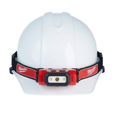 Milwaukee 2111-21 475-Lumen Rechargeable LED Hard Hat Headlamp 3