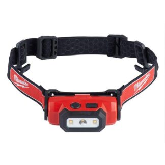 Milwaukee 2111-21 475-Lumen Rechargeable LED Hard Hat Headlamp
