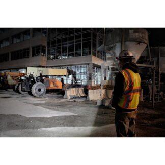 Milwaukee 2111-21 475-Lumen Rechargeable LED Hard Hat Headlamp 5