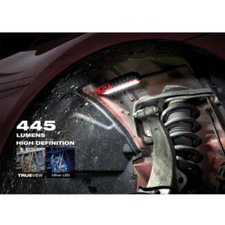 Milwaukee 2112-21 475-Lumen Rechargeable LED Rover Pocket Floodlight 4