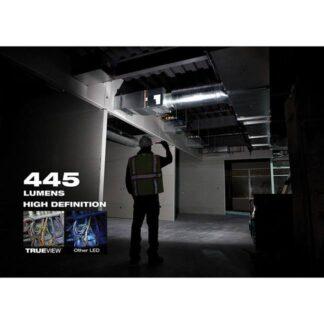 Milwaukee 2112-21 475-Lumen Rechargeable LED Rover Pocket Floodlight 5