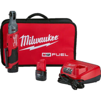 "Milwaukee 2557-20 M12 FUEL 3/8"" Ratchet - Tool Only"