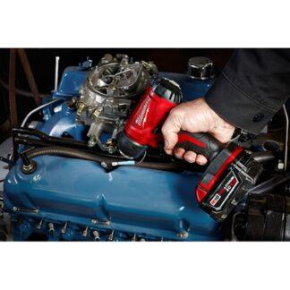 Milwaukee 2688-20 M18 Compact Heat Gun 3