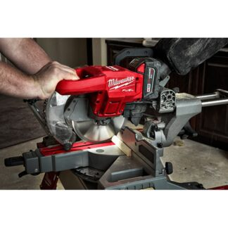 Milwaukee 2733-20 M18 FUEL Dual Bevel Sliding Compound Miter Saw 4