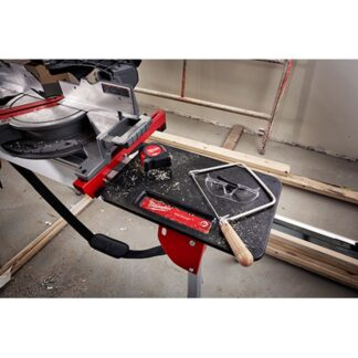 "Milwaukee 2733-21 M18 FUEL 7-1/4"" Dual Bevel Sliding Compound Miter Saw Kit"