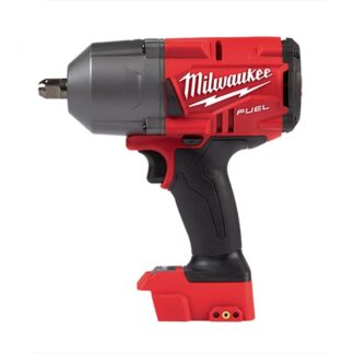 "Milwaukee 2766-20 M18 FUEL High Torque 1/2"" Impact Wrench with Pin Detent"
