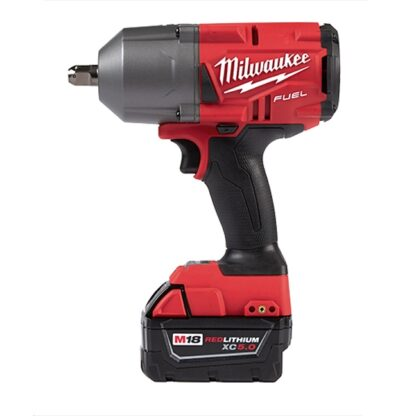 Milwaukee 2766-22 M18 FUEL High Torque Impact Wrench with Pin Detent Kit 2